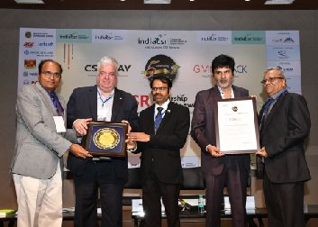 MDL has won India CSR Project of the Year Award 2019 (Healthcare)